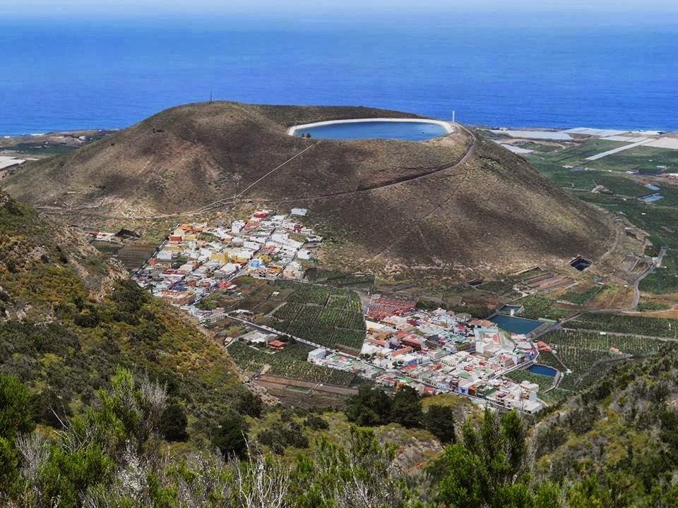 061 Balsa de Taco. Buenavista del Norte. Tenerife